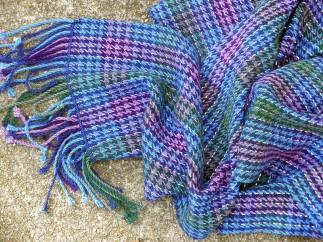 Bundled scarf